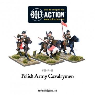 Bolt Action - Polish Army Cavalrymen