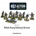 Bolt Action - Polish Army Infantry Section 0