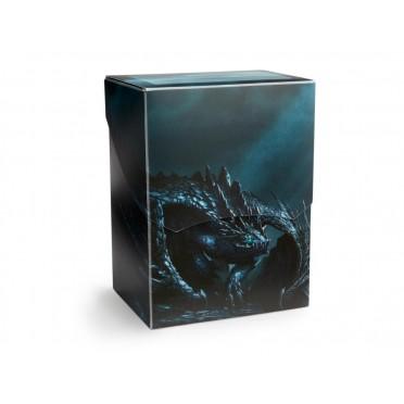 Deck Box - Dragon Shield Deck Shell : Slate Escotarox