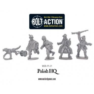 Bolt Action - Polish Army HQ