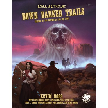 Call of Cthulhu 7th - Down Darker Trails