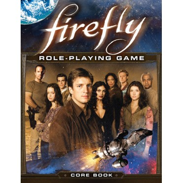 Firefly RPG - Core Book