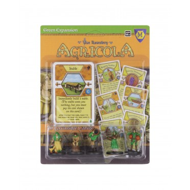 Agricola : Green Game Expansion
