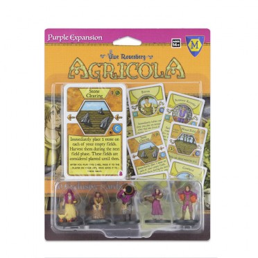 Agricola : Purple Game Expansion