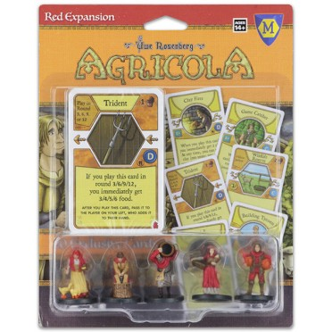 Agricola : Red Game Expansion