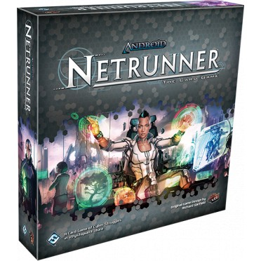 The Android: Netrunner Revised Core Set