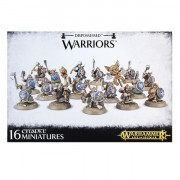 Age of Sigmar : Order - Duardins Warriors