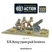 Bolt Action - US Army 75mm Pack Howitzer