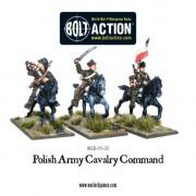 Bolt Action - Polish Army Cavalry Command