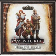 Aventuria Adventure Card Game : Heroes Struggle Expansion