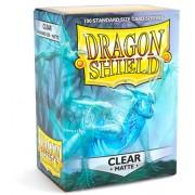 Dragon Shield - 100 Standard Sleeves Matte Couleur Ardoise pas cher