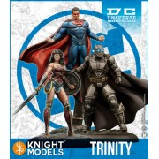 DC Universe - Batman v. Superman Trinity