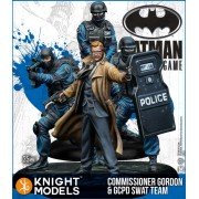 Batman - Commissioner Gordon & GCPD SWAT