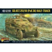 Bolt Action - Sd.Kfz 251/10 Pak 36 Half-Track pas cher