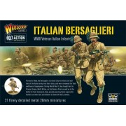 Bolt Action - Italian Bersaglieri