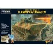 Bolt Action - Sd.Kfz 251/16 Ausf D Flammenpanzerwagen pas cher