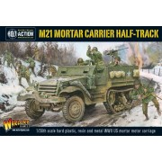 Bolt Action - M21 Mortar Carrier Half-track