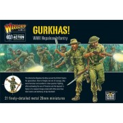 Bolt Action - Gurkhas!