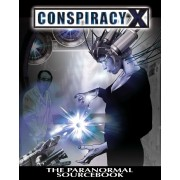 Conspiracy X 2.0 RPG - The Paranormal Sourcebook