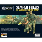 Bolt Action - Semper Fidelis - US Marines Starter Army