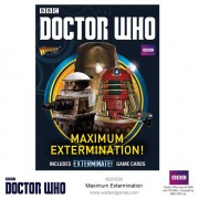 Doctor Who - Maximum Extermination!