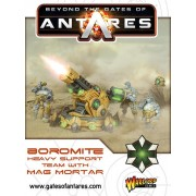 Antares - Boromite Heavy Support Team with Mag Mortar