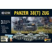 Bolt Action - Panzer 38(t) Zug pas cher