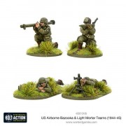 Bolt Action - US Airborne Bazooka & Light Mortar Teams (1944-45)
