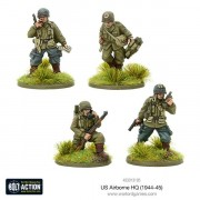 Bolt Action - US Airborne HQ (1944-45)