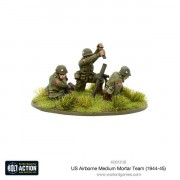 Bolt Action - US Airborne Medium Mortar Team (1944-45)