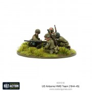 Bolt Action - US Airborne HMG Team (1944-45)