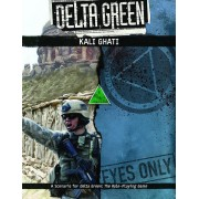 Delta Green - Kali Ghati pas cher