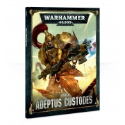 W40K : Codex - Adeptus Custodes 8ème Edition VF (Rigide)
