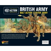 Bolt Action - British Starter Army pas cher