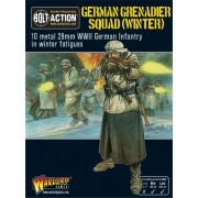 Bolt Action - German Grenadiers in Winter Clothing pas cher
