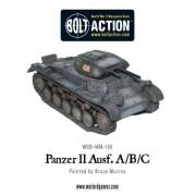 Bolt Action - Panzer II Ausf. A/B/C pas cher
