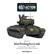 Bolt Action - M26 Pershing Heavy Tank