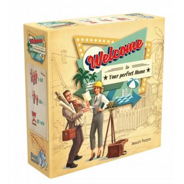 """Résultat de recherche d'images pour """"welcome game board blue cocker"""""""