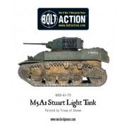 Bolt Action - M5A1 Stuart Light Tank Box Set pas cher