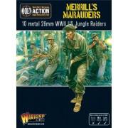 Bolt Action - Merrill's Marauders Squad pas cher