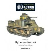 Bolt Action - M3 Lee Medium Tank pas cher