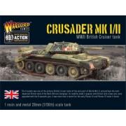 Bolt Action - Crusader MK I/II tank pas cher