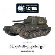 Bolt Action - SU-76M Assault Gun pas cher