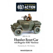 Bolt Action - Humber Scout Car
