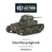 Bolt Action - Italian M13/40 Light Tank pas cher