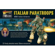 Bolt Action - talian Paratroops
