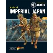 Bolt Action - Armies of Imperial Japan (Anglais) pas cher