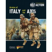 Bolt Action - Armies of Italy and the Axis (Anglais) pas cher