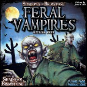 Shadow of Brimstone: Feral Vampires Mission Pack