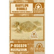 Dust - Babylon Rubble - Babylon Pattern